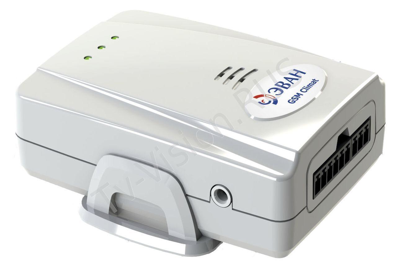 Блок дистанционного управления котлом ZONT H-1 GSM-Climate 57321