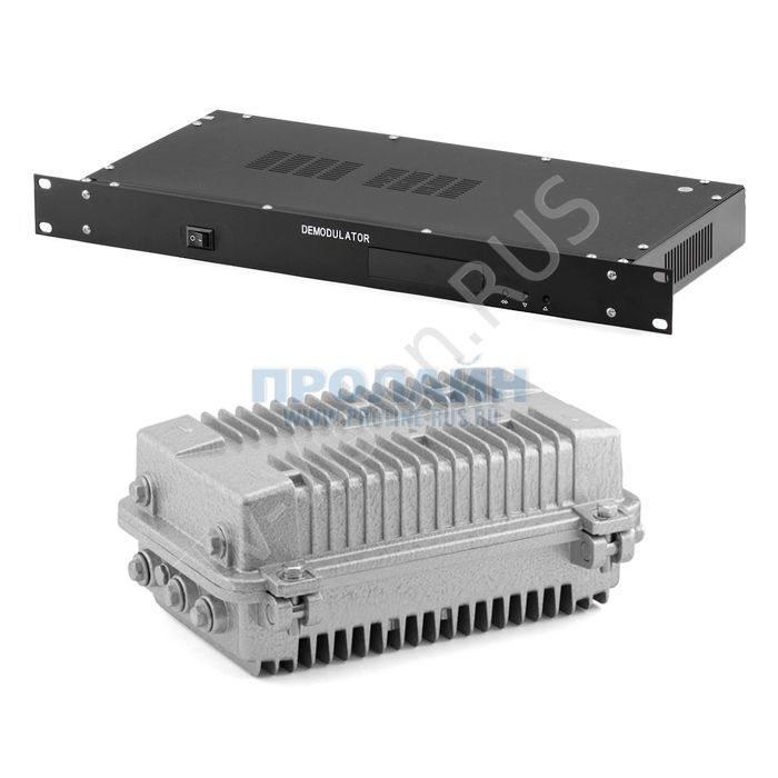 Комплект приемо-передачи сигнала по радиоканалу WS-1013/30WP 56651