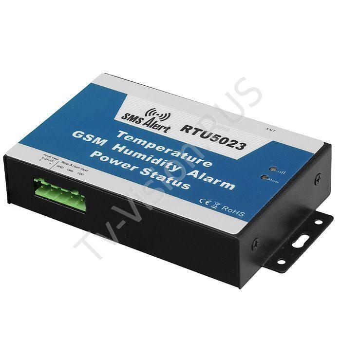 proline GSM контроллер RTU5023 с датчиком температуры и влажности AM2305 на 5 метров 109036