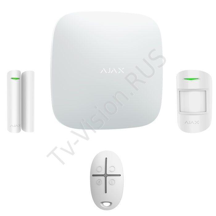 Стартовый комплект Ajax StarterKit White 7564.00.WH1