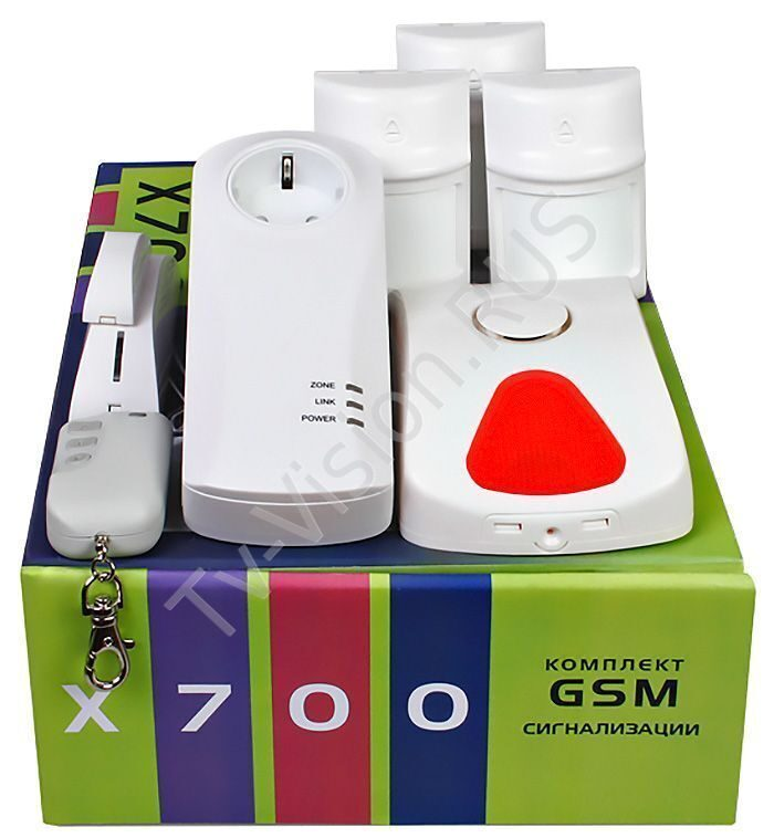 GSM-сигнализация X-700 57512