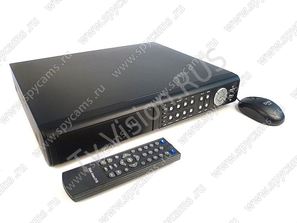 Видеорегистратор SKY-5308R гибридного типа с функцией P2P и поддержкой IP камер L00206
