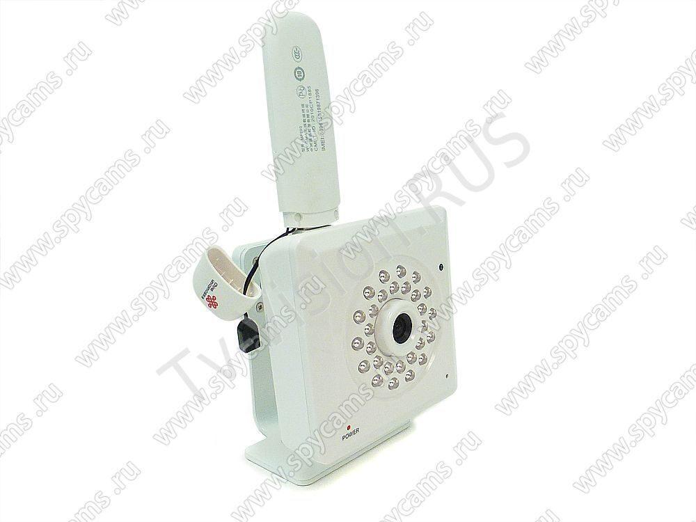 2-х мегапиксельная IP-камера Link NC238G-IR с 3G модемом и поддержкой облачной технологии P2P L00029