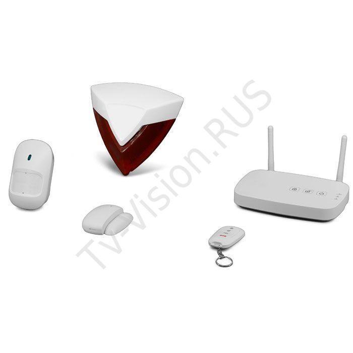 proline Комплект беспроводной охранной GSM-сигнализации HomeBot 109453