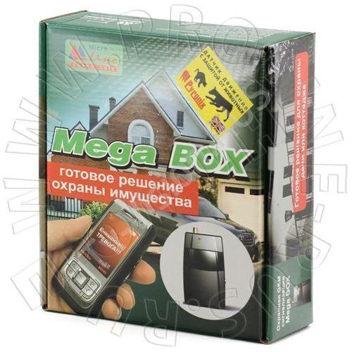 GSM сигнализация Мега BOX 440069