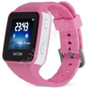 Умные часы с GPS Gator 3 Caref Watch Pink