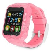 Умные часы Smart Kid Watch K3 Pink