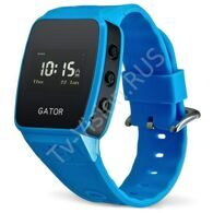 Умные часы с GPS Gator 2 Caref Watch Blue