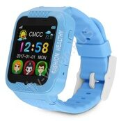 Умные часы Smart Kid Watch K3 Blue
