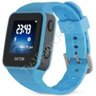 Умные часы с GPS Gator 3 Caref Watch Blue