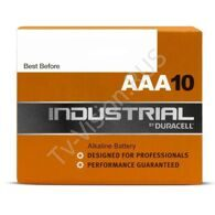 Батарейки Duracell Industrial AAА LR03/MN2400