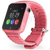 GPS часы-трекер Smart Kid Watch V7K GPS+ Pink