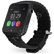 GPS часы-трекер Smart Kid Watch V7+ Black