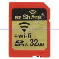 32Gb Wi-Fi SDHC C10 ez Share DS100