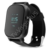 Умные часы с GPS Smart Watch T58 Black